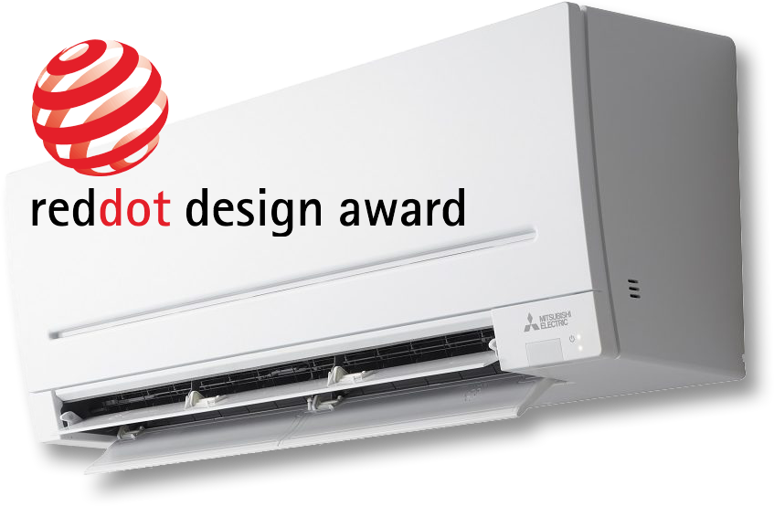 Mitsubishi Electric MSZ-AP Award Winning Design